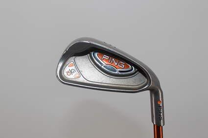 Ping G10 Single Iron 5 Iron Ping TFC 129I Graphite Regular Right Handed Orange Dot 38.0in