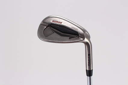 Ping Tour Gorge Wedge Gap GW 50° Standard Sole Ping CFS Steel Stiff Right Handed Black Dot