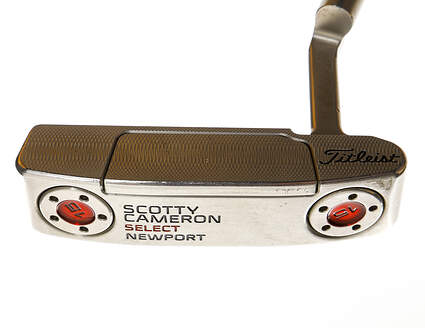 Titleist Scotty Cameron 2016 Select Newport Putter Steel Right Handed 34.0in