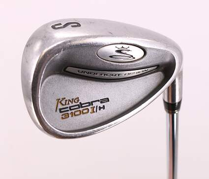 Cobra 3100 IH Wedge Sand SW Nippon NS Pro 1030H Steel Stiff Right Handed 35.5in