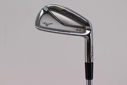 Mizuno MP-64 Single Iron 4 Iron Stock Steel Shaft Steel Stiff Right Handed 38.75in