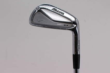 Mizuno MP-64 Single Iron 6 Iron Dynalite Gold XP X100 Steel X-Stiff Right Handed 37.5in
