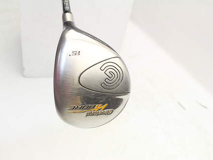 Cleveland Hibore Fairway Wood 3 Wood 3W 15° Cleveland Fujikura Fit-On Red Graphite X-Stiff Right Handed 43.0in