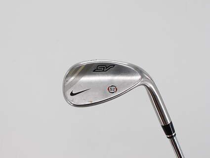 Nike SV Tour Chrome Wedge Gap GW 52° 10 Deg Bounce True Temper Steel Wedge Flex Right Handed 35.5in