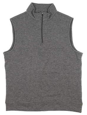 New Mens Dunning Vest Large L Light Gray MSRP $89 D7F14V964