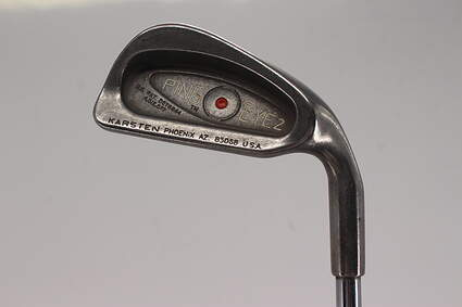 Ping Eye 2 Single Iron 3 Iron Stock Steel Shaft Steel Regular Right Handed Red dot 38.75in