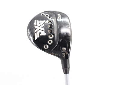 PXG 0341X Fairway Wood 3 Wood 3W 15° PX Even Flow T1100 White 75 Graphite X-Stiff Right Handed 43.0in