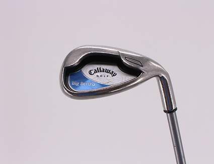 Callaway 2008 Big Bertha Wedge Gap GW Callaway Stock Graphite Graphite Ladies Right Handed 34.5in