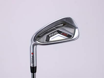 Ping I25 Single Iron 5 Iron True Temper XP 95 R300 Steel Regular Left Handed Red dot 38.0in