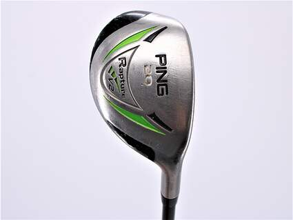 Ping Rapture V2 Hybrid 3 Hybrid 20° Ping TFC 939H Graphite Stiff Right Handed 39.75in