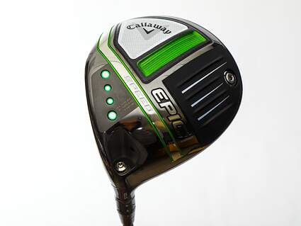 Mint Callaway EPIC Speed Driver 10.5° Project X HZRDUS Smoke iM10 60 Graphite Regular Left Handed 45.5in