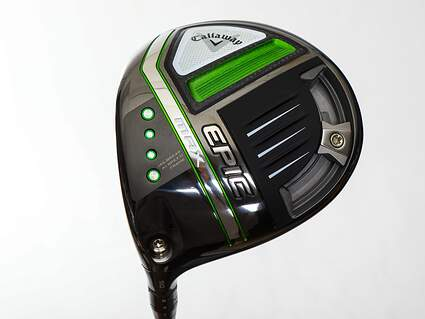 Mint Callaway EPIC Max Driver 9° Project X HZRDUS Smoke iM10 60 Graphite Stiff Left Handed 45.5in