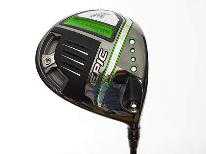 Mint Callaway EPIC Max LS Driver 10.5° Mitsubishi MMT 60 Graphite Stiff Right Handed 45.5in