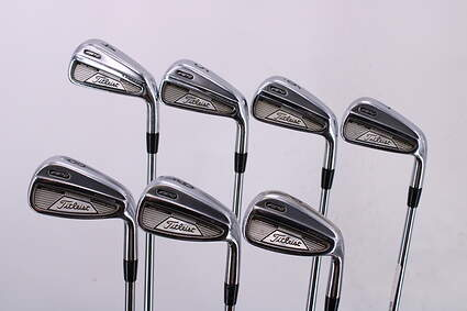 Titleist AP2 Iron Set 4-PW Project X 5.5 Steel Regular Right Handed 38.75in