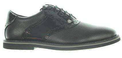 New Mens Golf Shoe G-Fore Saddle Gallivanter Medium 9 Onyx MSRP $230 g4MF19EF03