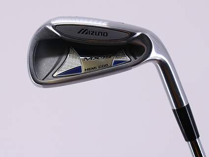Mizuno MX 19 Single Iron 6 Iron Dynalite Gold SL S300 Steel Stiff Right Handed 37.75in