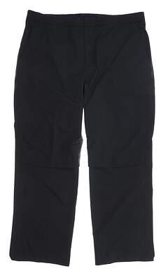 New Mens Nike Rain Pants XX-Large XXL Black MSRP $70 856867 010