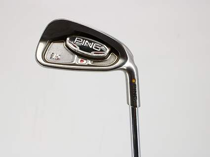 Ping i15 Single Iron 7 Iron Ping AWT Steel Stiff Right Handed Yellow Dot 37.5in