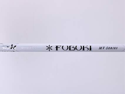 Used W/ Titleist Adapter Mitsubishi Rayon Fubuki A Series 50 Driver Shaft Regular 44.75in