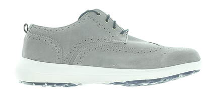 New Mens Golf Shoe Footjoy Flex LE2 Medium 9.5 Gray MSRP $130 56113