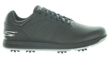 New Mens Golf Shoe Skechers Go Golf Elite V.3 LX Medium 10 Black MSRP $120 54512 BKSL