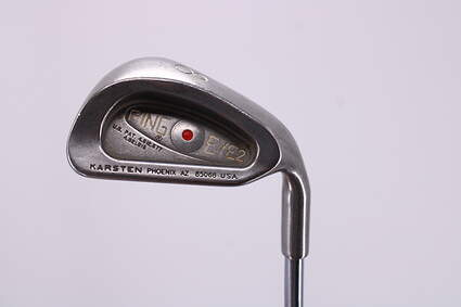Ping Eye 2 Single Iron 8 Iron Ping ZZ Lite Steel Stiff Right Handed Red dot 36.5in