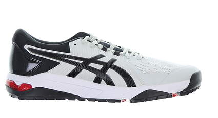 New Mens Golf Shoe Asics GEL-COURSE GLIDE Medium 8 Black/White MSRP $130 1111A085 020