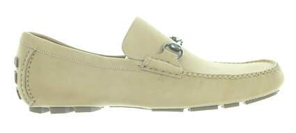 New W/O Box Mens Golf Shoe Peter Millar Loafer Medium 11 Brown MSRP $300 MS17F06