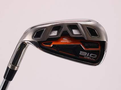 Cobra Bio Cell Orange Single Iron 4 Iron True Temper Steel Stiff Left Handed 39.0in