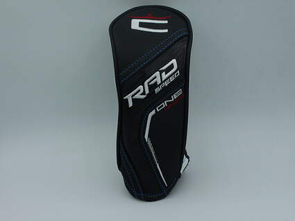 Cobra RAD Speed One Length Hybrid Headcover Black/White/Blue