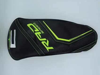 Cobra RAD Speed Driver Headcover Black/Green/White