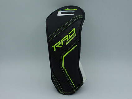 Cobra RAD Speed Hybrid Headcover Black/Green/White