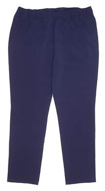 New Mens Peter Millar Athletic Pants X-Large XL Navy Blue MSRP $85 MS18EB29