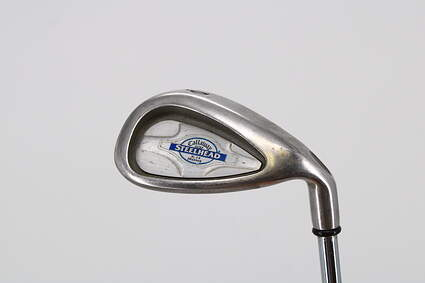 Callaway X-14 Single Iron Pitching Wedge PW True Temper Dynamic Gold Steel Regular Right Handed 35.5in