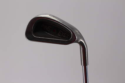Ping Eye 2 Single Iron 6 Iron Ping KT Steel Stiff Right Handed Red dot 37.25in