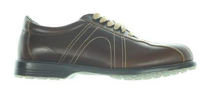 New Mens Golf Shoe Jack Nicklaus Desert Mountain 11.5 Brown MSRP $195 22001