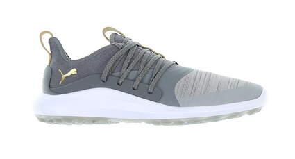 New Mens Golf Shoe Puma IGNITE NXT Solace Medium 9.5 Gray MSRP $120 192224 04