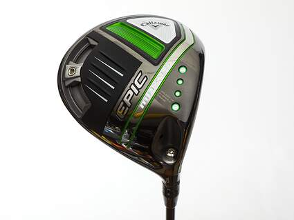Mint Callaway EPIC Max LS Driver 9° Mitsubishi MMT 60 Graphite Stiff Right Handed 45.5in