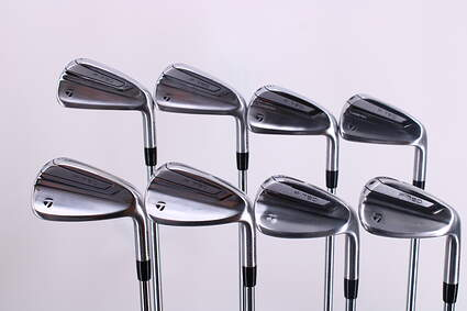 TaylorMade 2019 P790 Iron Set 4-PW GW Nippon NS Pro 950GH Steel Stiff Right Handed 38.25in