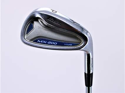Mizuno MX 200 Single Iron Pitching Wedge PW Dynamic Gold XP R300 Steel Regular Right Handed 36.0in
