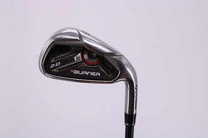 TaylorMade Burner 2.0 HP Single Iron 6 Iron TM Superfast 65 Graphite Stiff Right Handed 37.75in