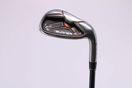 TaylorMade Burner 2.0 HP Single Iron Pitching Wedge PW TM Superfast 65 Graphite Stiff Right Handed 35.75in