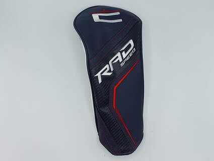 Cobra RAD Speed Driver Headcover Blue/Red/White