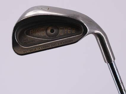 Ping Eye 2 Single Iron 7 Iron True Temper Dynalite Gold Steel Stiff Right Handed Black Dot 37.0in