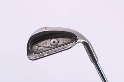 Ping Eye 2 Single Iron 6 Iron Ping ZZ Lite Steel Regular Right Handed Black Dot 37.25in