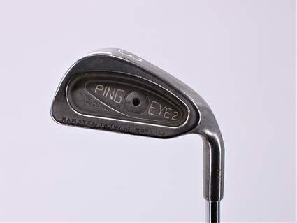 Ping Eye 2 Single Iron 3 Iron 21.5° Ping ZZ Lite Steel Stiff Right Handed Black Dot 39.0in