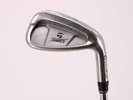TaylorMade 360 Single Iron 8 Iron TM S-90 Steel Stiff Right Handed 37.0in