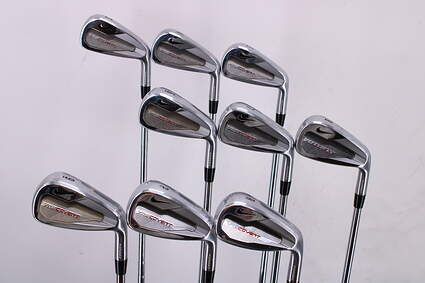 Nike VRS Covert Forged Iron Set 3-PW GW Nippon NS Pro 950GH Steel Stiff Right Handed 37.75in
