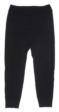 New Womens Jo Fit Chatlet Pants Medium M Black MSRP $118 UB034-BLK
