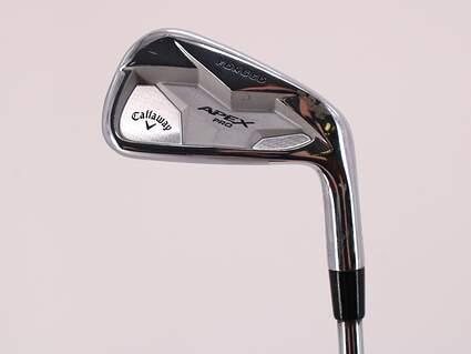 Callaway Apex Pro 19 Single Iron 7 Iron Nippon NS Pro Modus 3 Tour 120 Steel X-Stiff Right Handed 37.0in